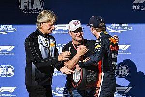 Barrichello szerint az emberek őrültnek gondolják Verstappent