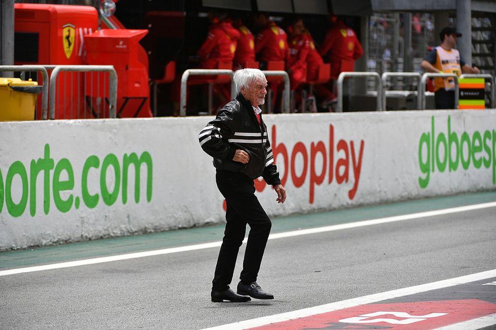 Ecclestone-nak egy még őrültebb ötlete volt a szombati sprintfutamokkal kapcsolatban