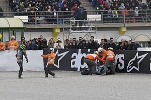 """Morbidelli: """"Volevo il podio e ho spinto con la gomma fredda"""""""