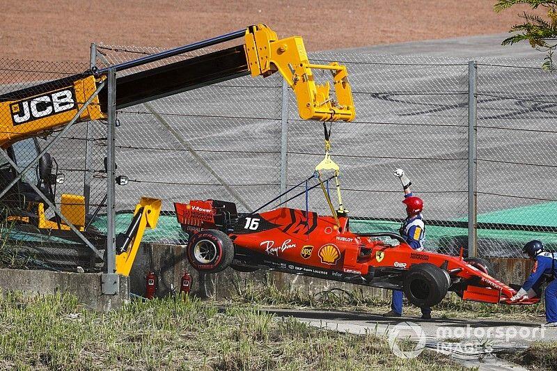 Napięta sytuacja w Ferrari