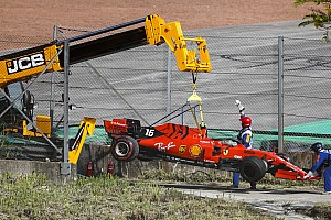Vettel, Leclerc called to stewards over accident