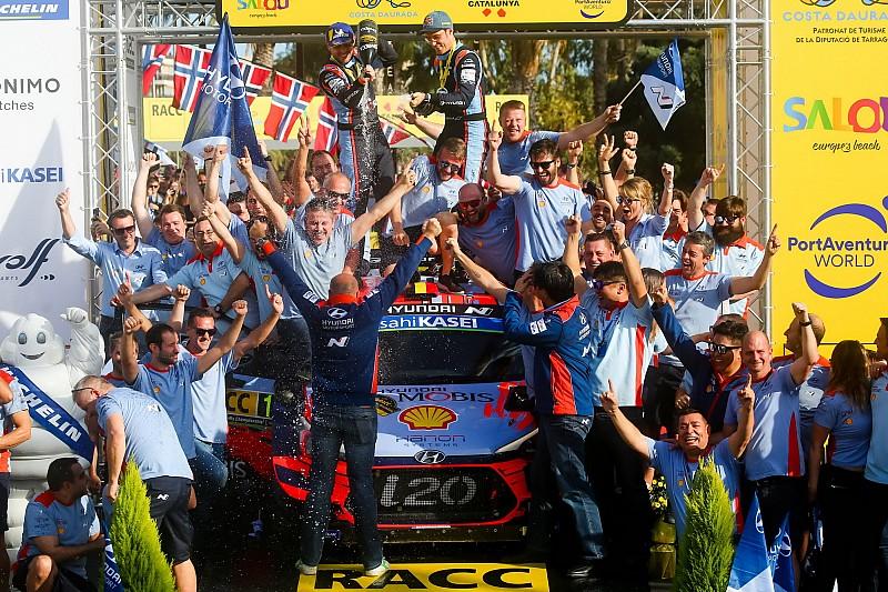 WRC, Rally d'Australia cancellato: Hyundai campione Costruttori!