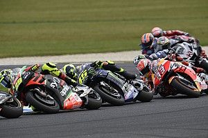 Rossi: Lack of top speed caused me to fade at Phillip Island