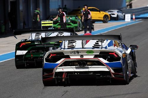 Lamborghini: il Super Trofeo North America inizierà a giugno