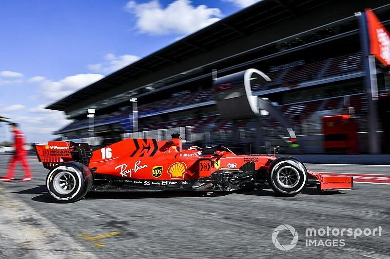Las mejores fotos del primer día de curso 2020 de F1