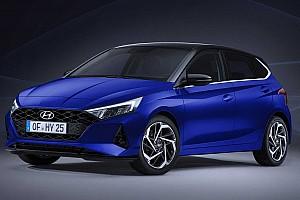 Hivatalos: enyhe hibrid hajtáslánccal debütált az új Hyundai i20
