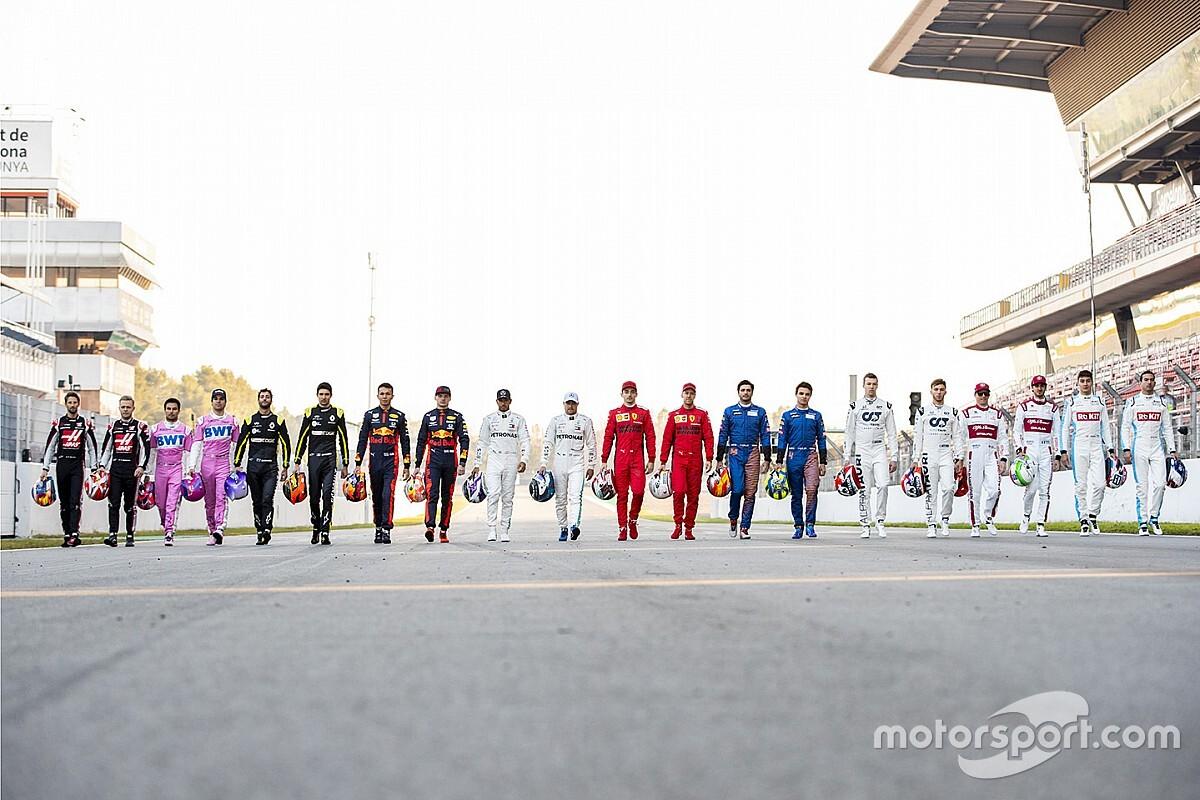 F1ドライバーの意外すぎる野望が明らかに?『人生で一度はやりたいこと』動画が公開