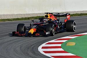 Testupdate 10u: Bottas voor Verstappen na het eerste uur