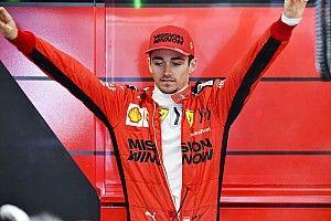 Ferrari: Leclerc in perfetta forma con quattro chili in meno