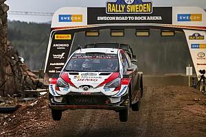 Эванс выиграл Ралли Швеция, Рованпера завоевал первый подиум в карьере