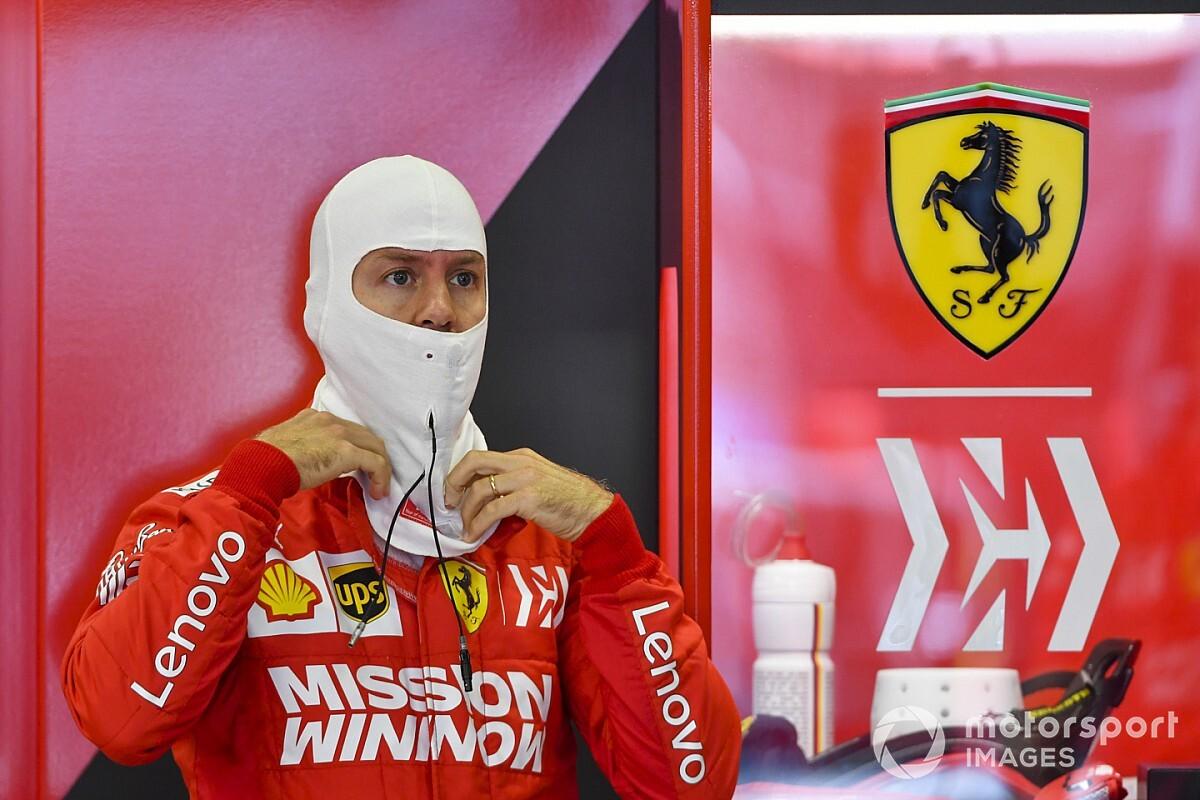 """Irvine: """"Vettel no es un digno cuatro veces campeón"""""""