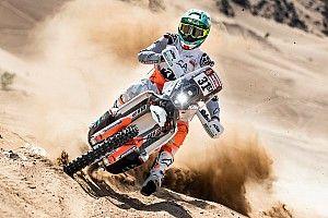 Mario Patrao Batal Tampil dalam Reli Dakar 2021