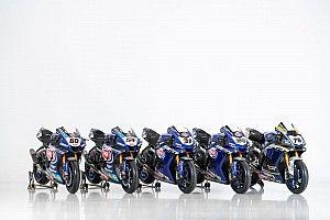 Photos - Les Yamaha engagées en WorldSBK en 2020