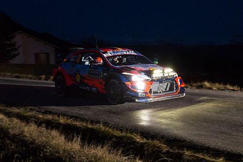 WRC, Monte-Carlo, PS2: Neuville fa un capolavoro e va in testa