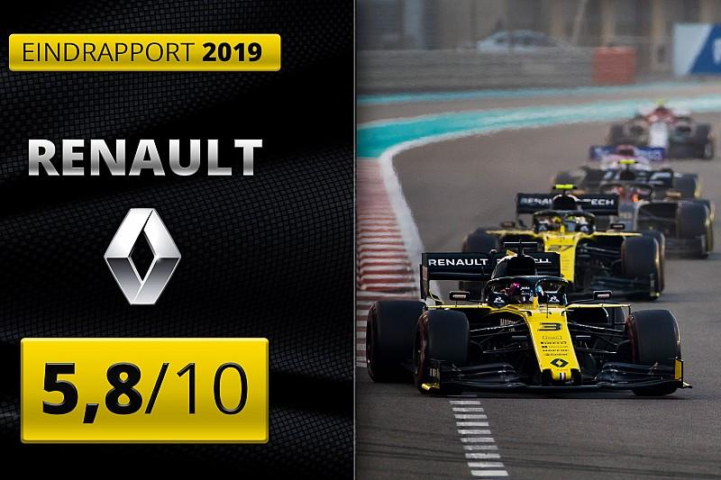Eindrapport Renault: Veel woorden, maar (te) weinig daden