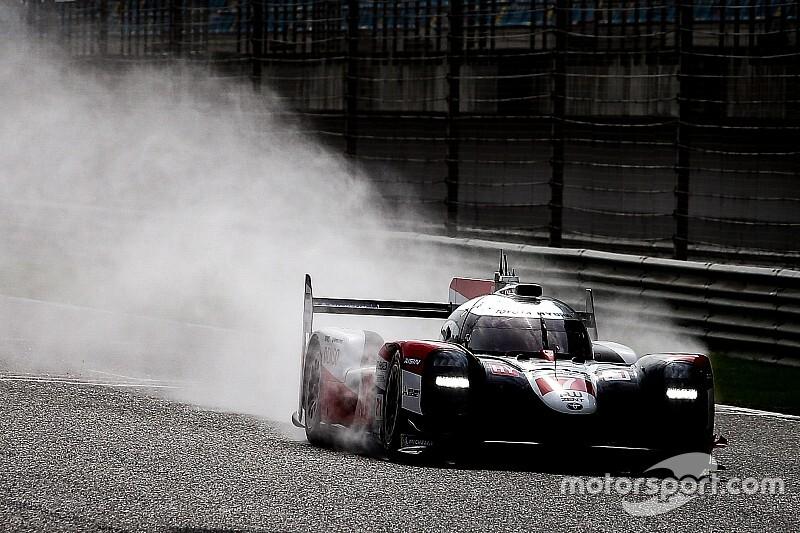 Yamashita fastest rookie in Bahrain WEC test