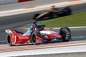 Wehrlein tops final morning of pre-season Formula E test