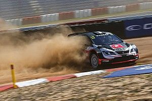 Munnich to run electric cars in World Rallycross next year