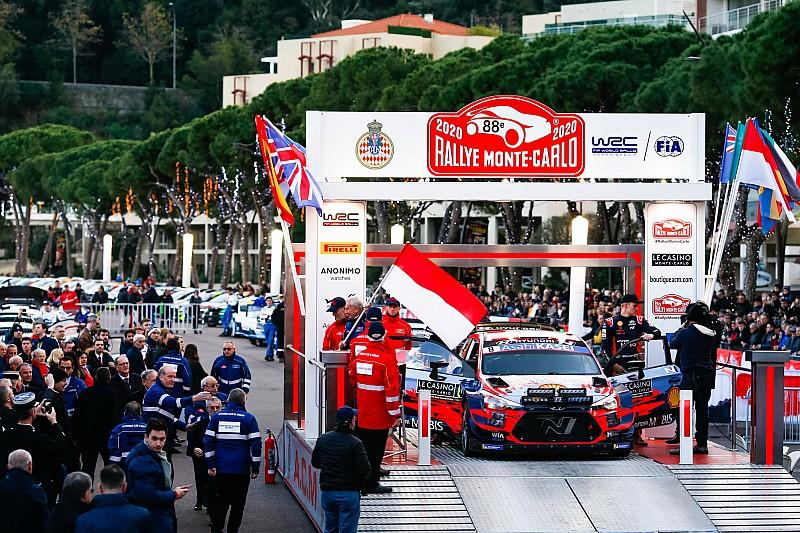 VIDEO: Tanak na zware crash uitgeschakeld in WRC Monte Carlo