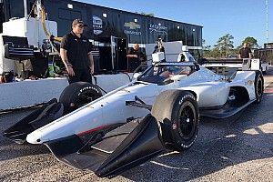 Van Kalmthout ruim snelste tijdens IndyCar-testdag op Sebring