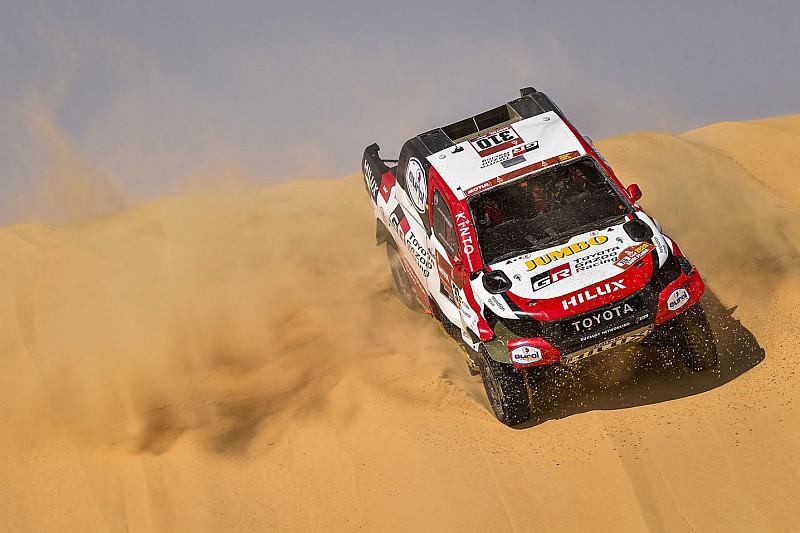 Alonso: Si regreso al Dakar será para ganarlo