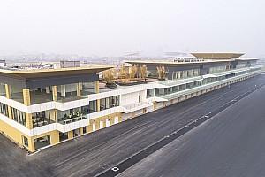 Elkészült a Vietnami Nagydíj hatalmas épülete az F1-es nagydíjra