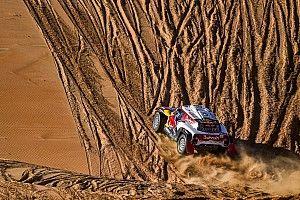 Peterhansel recorta y Sainz aguanta a un día del final del Dakar 2020