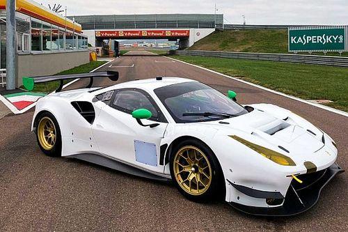 WeatherTech Racing reveals Scuderia Corsa Ferrari 488 GT3 Evo
