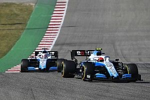 "Williams: ""Pakket voor 2021 is precies wat we wilden"""