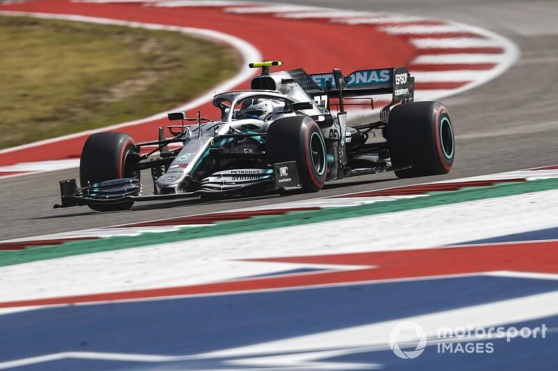 Com recorde, Bottas bate Vettel e crava pole nos EUA; Hamilton é 5º