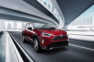 Az új Toyota RAV4 Prime lesz a legerőseb, és leggazdaságosabb RAV4