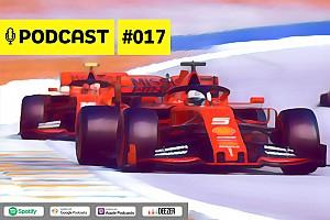 "Podcast #017 - Caio Collet: ""Ferrari precisa definir piloto nº 1"""