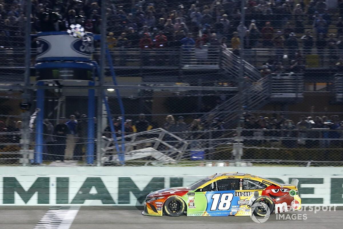 NASCAR z kibicami