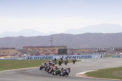 Sezon World Superbike zakończy się w Argentynie