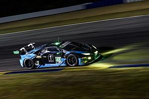 Lamborghini: titolo Costruttori IMSA GTD e doppietta in GT Open