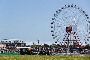 F1 confirma programação para o GP do Japão de 2020 com largada mais cedo