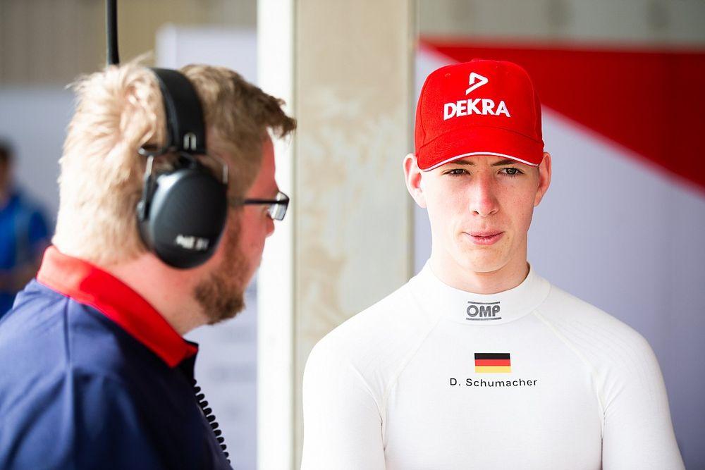 Újabb Schumacher tart a Forma-1-be?