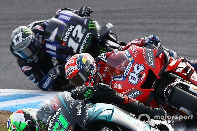 """Vinales: """"Se partiamo dietro alle Ducati siamo rovinati"""""""