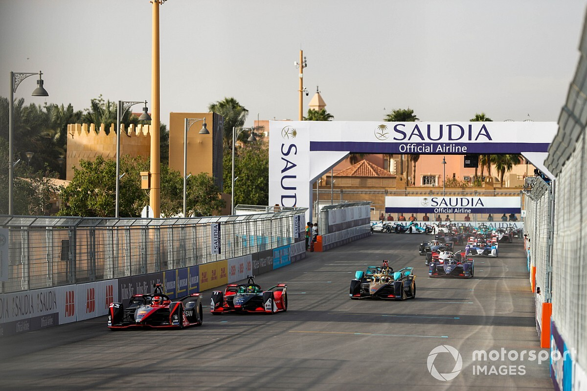 Saudi Arabia Formula E races never in doubt despite travel ban