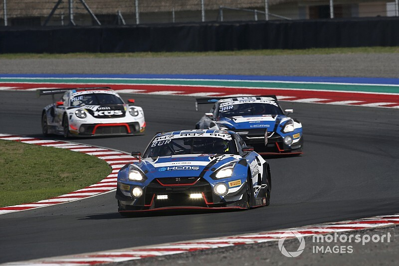 Nissan turns back on international GT3 racing