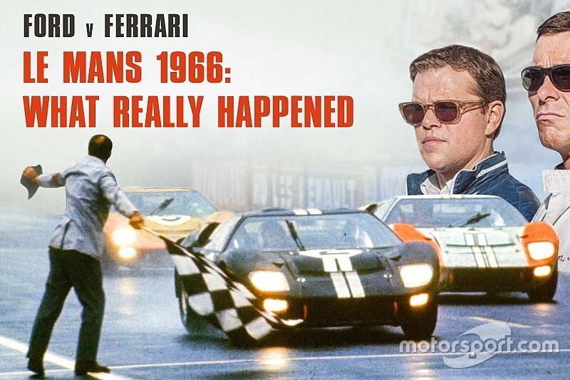 Ford v Ferrari a 66-os Le Mans-on: mi is történt valójában?