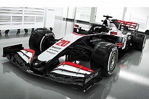 Haas dévoile sa F1 pour la saison 2020