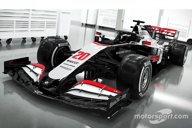 Haas lança carro de 2020 em busca de melhor performance