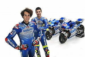 Suzuki сохранит Алекса Ринса и Хоана Мира еще на два года