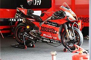 """Ducati """"recupera"""" le sue moto in Qatar con tre persone"""