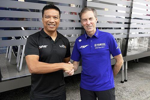 RNF annuncia l'accordo con Yamaha e i piloti del 2022: ecco Binder