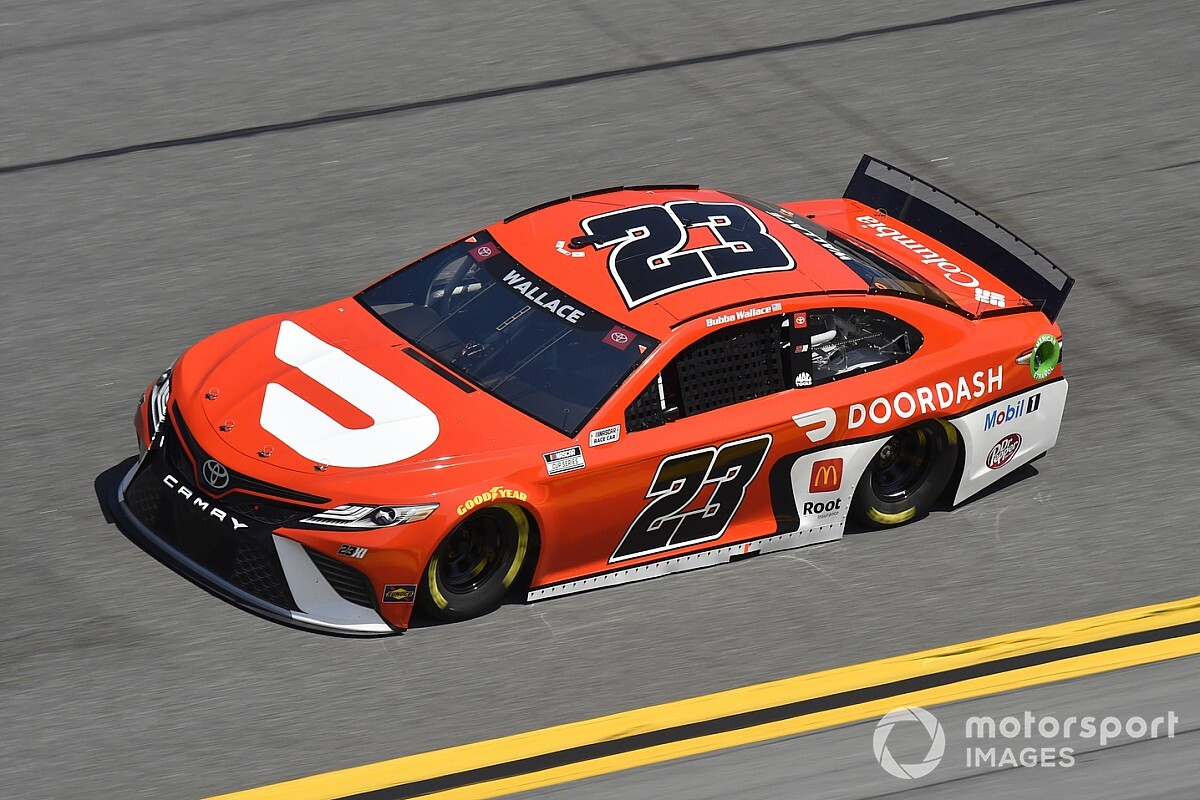 Wejście 23XI Racing
