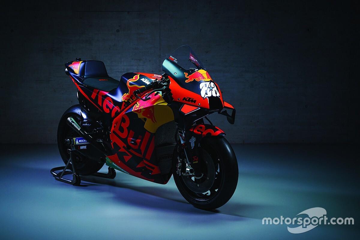 Galeri: KTM ve Tech3'nın yeni MotoGP renk düzeni