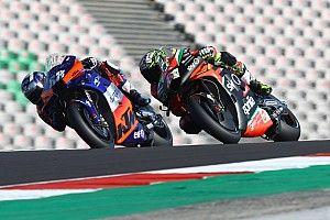 "Espargaro ""angry"" that poor qualifying cost him podium shot"