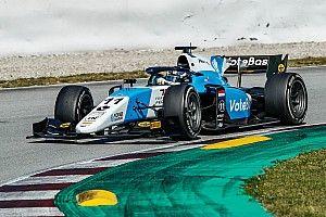 F2 Barselona testi 2. gün: Verschoor en hızlısı oldu